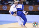 Maryna Cherniak (UKR), Irina Dolgova (RUS) - Grand Prix Samsun (2014, TUR) - © IJF Media Team, International Judo Federation