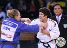 Sally Conway (GBR), Laura Vargas Koch (GER) - Grand Prix Samsun (2014, TUR) - © IJF Media Team, IJF