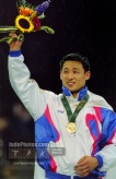 Ki-Young Jeon (KOR) - Olympic Games Atlanta (1996, USA) - © David Finch, Judophotos.com