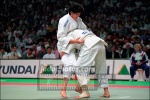 Min-Sun Cho (KOR) - World Championships Paris (1997, FRA) - © David Finch, Judophotos.com