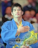 Kosei Inoue (JPN),  HONOUR (IJF) - World Championships Birmingham (1999, GBR) - © David Finch, Judophotos.com