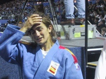 Isabel Fernández (ESP) - Olympic Games Sydney (2000, AUS) - © JudoInside.com, judo news, photos, videos and results