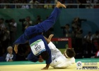 Craig Fallon (GBR), Gal Yekutiel (ISR) - Olympic Games Beijing (2008, CHN) - © IJF Media Team, International Judo Federation