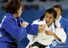 Sayaka Matsumoto (USA) - Olympic Games Beijing (2008, CHN) - © IJF Media Team, International Judo Federation