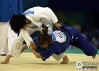 Misato Nakamura (JPN), Romy Tarangul (GER) - Olympic Games Beijing (2008, CHN) - © IJF Media Team, International Judo Federation