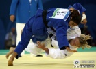 Giulia Quintavalle (ITA), Yvonne Boenisch (GER) - Olympic Games Beijing (2008, CHN) - © IJF Media Team, International Judo Federation