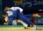 Ole Bischof (GER), Mekhman Azizov (AZE) - Olympic Games Beijing (2008, CHN) - © IJF Media Team, International Judo Federation