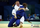 Annett Boehm (GER), Gisèle Mendy (SEN) - Olympic Games Beijing (2008, CHN) - © IJF Media Team, International Judo Federation