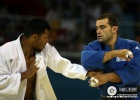 Matthieu Dafreville (FRA), Roberto Meloni (ITA) - Olympic Games Beijing (2008, CHN) - © IJF Media Team, International Judo Federation