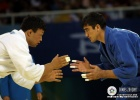 Tuvshinbayar Naidan (MGL), Askhat Zhitkeyev (KAZ) - Olympic Games Beijing (2008, CHN) - © IJF Media Team, International Judo Federation