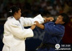 Yalennis Castillo (CUB), Xiuli Yang (CHN) - Olympic Games Beijing (2008, CHN) - © IJF Media Team, International Judo Federation