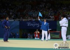 Xiuli Yang (CHN), Yalennis Castillo (CUB) - Olympic Games Beijing (2008, CHN) - © IJF Media Team, International Judo Federation