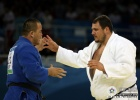 Janusz Wojnarowicz (POL), Abdullo Tangriev (UZB) - Olympic Games Beijing (2008, CHN) - © IJF Media Team, International Judo Federation