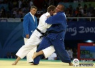 Thormodur Jonsson (ISL), Pablo Figueroa (PUR) - Olympic Games Beijing (2008, CHN) - © IJF Media Team, International Judo Federation