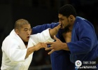 Islam El Shehaby (EGY), Satoshi Ishii (JPN) - Olympic Games Beijing (2008, CHN) - © IJF Media Team, International Judo Federation
