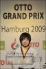 Misato Nakamura (JPN) - Grand Prix Hamburg (2009, GER) - © David Finch, Judophotos.com