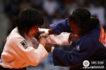 Yanet Bermoy Acosta (CUB), Misato Nakamura (JPN) - World Championships Rotterdam (2009, NED) - © IJF Media Team, International Judo Federation