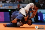 Georgii Zantaraia (UKR), Hiroaki Hiraoka (JPN) - World Championships Rotterdam (2009, NED) - © IJF Media Team, International Judo Federation
