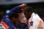 Teddy Riner (FRA), Oscar Brayson (CUB) - World Championships Rotterdam (2009, NED) - © IJF Media Team, International Judo Federation