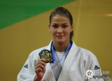 Hedvig Karakas (HUN) - World U20 Championships Paris (2009, FRA) - © IJF Media Team, IJF