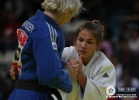 Hedvig Karakas (HUN), Juul Franssen (NED) - World Championships Juniors Paris (2009, FRA) - © IJF Media Team, International Judo Federation