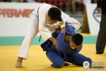 Naohisa Takato (JPN), Matheus Machado (BRA) - Cadet World Championships Budapest (2009, HUN) - © IJF Media Team, International Judo Federation