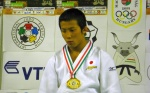 Naohisa Takato (JPN) - Cadet World Championships Budapest (2009, HUN) - © JudoInside.com, judo news, results and photos