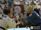 Lyudmila Bogdanova (RUS), Aurore Urani Climence (FRA) - Grand Prix Abu Dhabi (2010, UAE) - © IJF Media Team, International Judo Federation