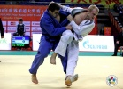Kirill Denisov (RUS), Marcus Nyman (SWE) - Grand Prix Qingdao (2010, CHN) - © IJF Media Team, International Judo Federation