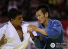 Rishod Sobirov (UZB), Masaaki Fukuoka (JPN) - Grand Prix Tunis (2010, TUN) - © IJF Media Team, International Judo Federation