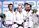 Alain Schmitt (FRA), Aljaz Sedej (SLO), Safouane Attaf (MAR), Ivan Nifontov (RUS) - Grand Prix Amsterdam (2011, NED) - © IJF Media Team, International Judo Federation