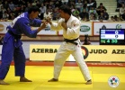 Navruz Jurakobilov (UZB), Mirali Sharipov (UZB) - Grand Prix Baku (2011, AZE) - © IJF Media Team, International Judo Federation