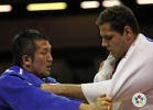 Keiji Suzuki (JPN), Rafael Silva (BRA) - Grand Prix Düsseldorf (2011, GER) - © IJF Media Team, International Judo Federation