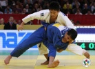 Daiki Nishiyama (JPN), Khurshid Nabiev (UZB) - Grand Slam Paris (2011, FRA) - © IJF Media Team, International Judo Federation