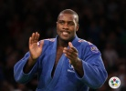 Teddy Riner (FRA),  SINCERITY (IJF) - Grand Slam Paris (2011, FRA) - © IJF Media Team, International Judo Federation