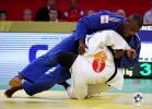 Teddy Riner (FRA), Oscar Brayson (CUB) - Grand Slam Paris (2011, FRA) - © IJF Media Team, International Judo Federation