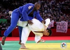Teddy Riner (FRA), Daiki Kamikawa (JPN) - Grand Slam Paris (2011, FRA) - © IJF Media Team, IJF