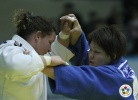 Mika Sugimoto (JPN), Carola Uilenhoed (NED) - IJF World Masters Baku (2011, AZE) - © IJF Media Team, International Judo Federation