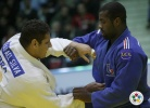 Rafael Silva (BRA), Teddy Riner (FRA) - IJF World Masters Baku (2011, AZE) - © IJF Media Team, International Judo Federation