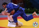 Alim Gadanov (RUS), Rachid El Kadiri (MAR) - World Championships Paris (2011, FRA) - © IJF Media Team, International Judo Federation