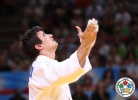 Sergiu Toma (UAE) - World Championships Paris (2011, FRA) - © IJF Media Team, International Judo Federation