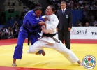 Yoriko Kunihara (JPN), Onix Cortés Aldama (CUB) - World Championships Paris (2011, FRA) - © IJF Media Team, International Judo Federation