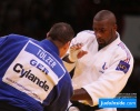 Teddy Riner (FRA), Andreas Toelzer (GER) - World Championships Paris (2011, FRA) - © Mario Krvavac