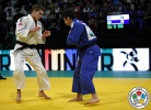 Bernard Azinovic (CRO), Allan Kuwabara (BRA) - World Championships Juniors Cape Town (2011, RSA) - © IJF Media Team, International Judo Federation