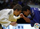 Vladimir Zoloev (KGZ), Sagi Muki (ISR) - World Championships Juniors Cape Town (2011, RSA) - © IJF Media Team, International Judo Federation