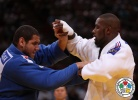 Rafael Silva (BRA), Teddy Riner (FRA) - World Team Championships Paris (2011, FRA) - © IJF Media Team, IJF