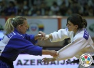 Kifayat Gasimova (AZE), Andrea Bekic (CRO) - Grand Prix Baku (2012, AZE) - © IJF Media Team, International Judo Federation