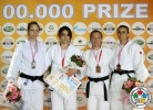 Kifayat Gasimova (AZE), Joliane Melancon (CAN), Andrea Bekic (CRO), Kudret Egilmez (TUR) - Grand Prix Baku (2012, AZE) - © IJF Media Team, International Judo Federation