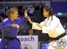 Da-Woon Joung (KOR), Claudia Malzahn (GER) - Grand Prix Düsseldorf (2012, GER) - © IJF Media Team, International Judo Federation