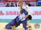 Martyna Trajdos (GER) - Grand Prix Qingdao (2012, CHN) - © IJF Media Team, International Judo Federation